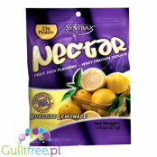 Syntrax Nectar Gravel N Go Roadside Lemonade Juice Flavored Whey Protein Isolate