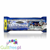 Mission1 Cookies and Cream - baton proteinowy 21g białka
