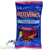 Red Vines Sugar Free Licorice Twists - Strawberry flavor gels