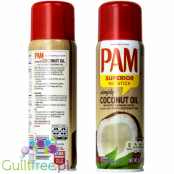 -PAM Simply Coconut no-stick cooking spray