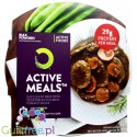 Bulk Powders Active Meals ™ Succulent beef with vegetables in a rich tomato sauce - a dish ready beef