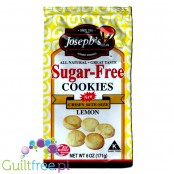 Joseph's Sugar-free all natural cookies, Lemon Crispy Bite-Size