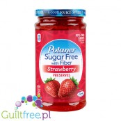 Polaner Sugar Free with Fiber Strawberry Preserves