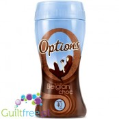 Options Belgian Hot Chocolate - 184g