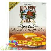 New Hope Mills LowCarb Pancake Waffle Mix