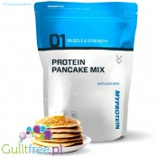 MyProtein Protein Pancake Mix, Unflavored - Blend for preparing pancakes with sweetener, non-aromatized