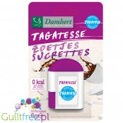Tagatesse sweetener tablets with tagatose