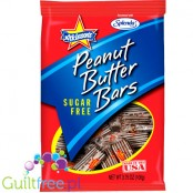 Atkinson's Sugar Free Peanut Butter Bars