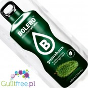 Bolero Instant Fruit Flavored Drink with sweeteners, Guanabana - Mix powder to prepare a guanabana fruit flavored drink with swe