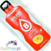 Bolero Instant Fruit Flavored Drink with Sweeteners, Yellow Grapferuit - Powder Mix for the preparation of a flavored drink of y