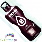 Bolero Instant Fruit Flavored Drink with sweeteners, Kola - Powder Mix for preparing a cola flavored drink with sweeteners