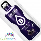 Bolero Instant Fruit Flavored Drink with sweeteners, Blackcurrant - Mix powder to prepare a drink with blackcurrant flavoring wi