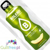 Bolero Instant Fruit Flavored Drink with sweeteners, Honey Melon - Mix powder to prepare a drink flavored with honey melon sweet