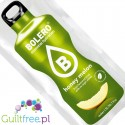 Bolero Instant Fruit Flavored Drink with sweeteners, Honey Melon - Mix powder to prepare a drink flavored with honey melon