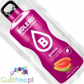 Bolero Instant Fruit Flavored Drink with sweeteners, Guava - Mix powder to prepare a guava flavored drink with sweeteners