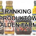 Subiektywny rankingi produktów Walden Farms
