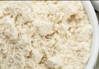 Odtłuszczona mąka kokosowa