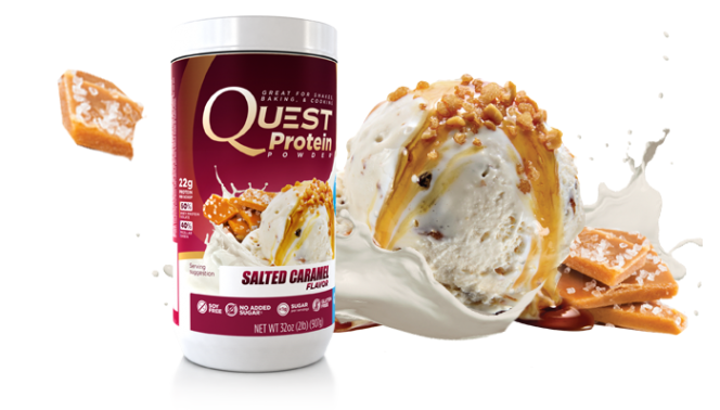 odzywka białkowa quest bar