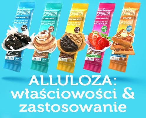 Alluloza – dietetyczny cukier
