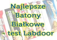 Test Labdoor najlepszych batonów białkowych