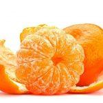 Ile kalorii ma mandarynka?