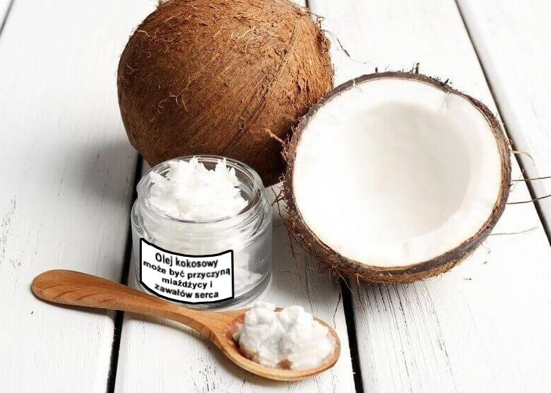 Szkodliwość oleju kokosowego