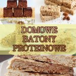 Domowe batony proteinowe