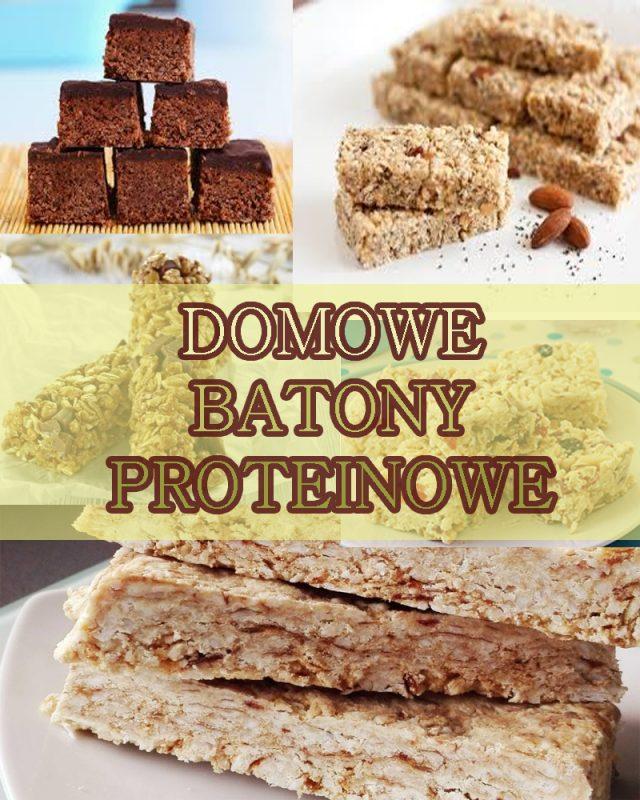 Domowe batony proteinowe – instrukcja przygotowania