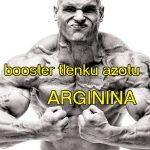 Arginina – sposób na pompę mięśniową!