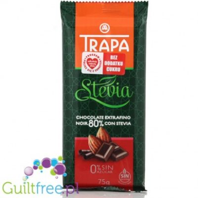 czekolada bez cukru