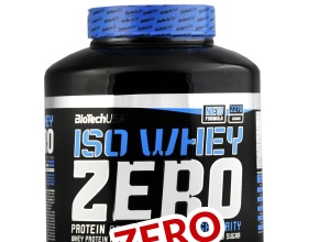 Odżywka Białkowa Zero Kalorii