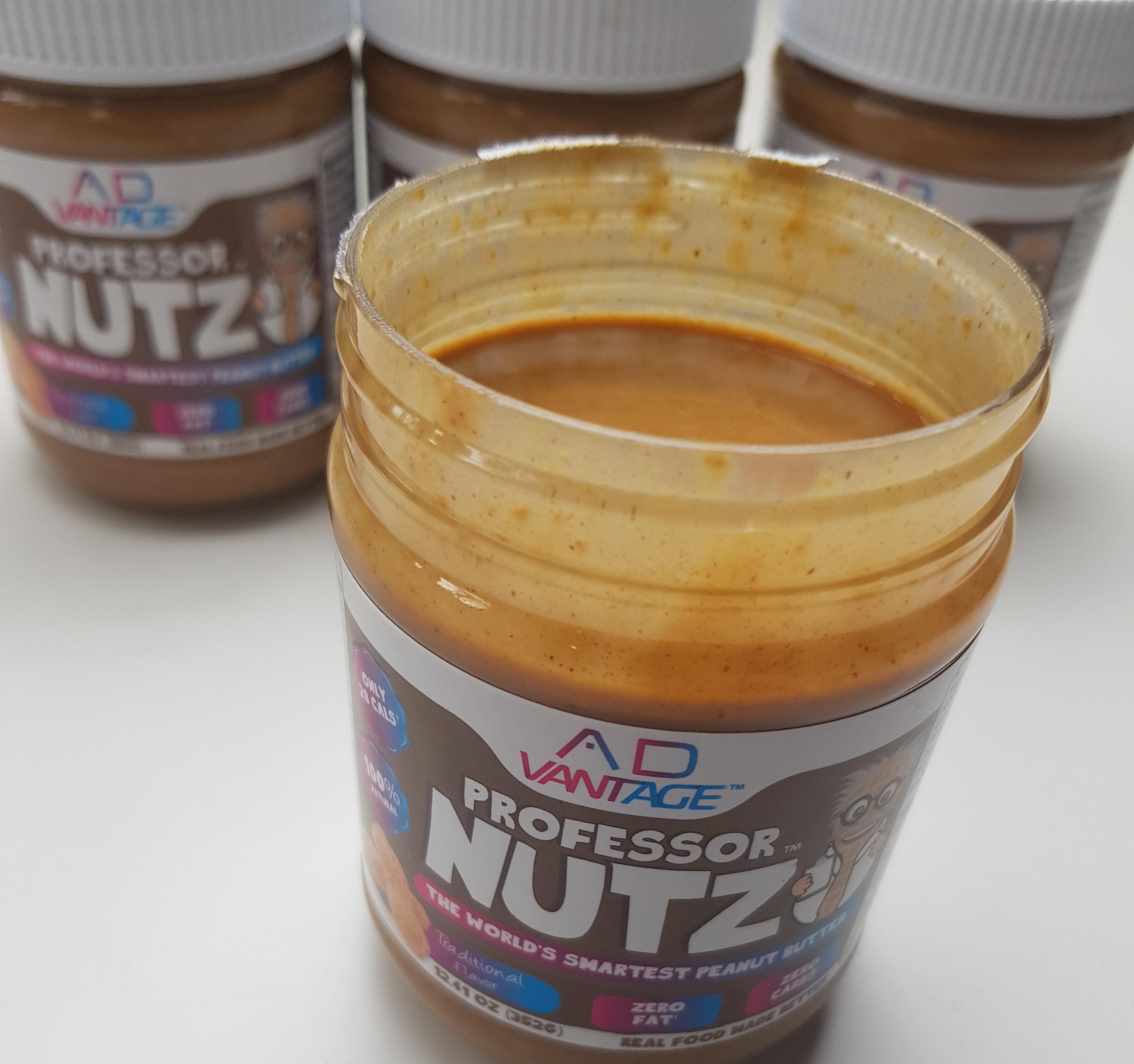 Masło orzechowe Professor Nutz™