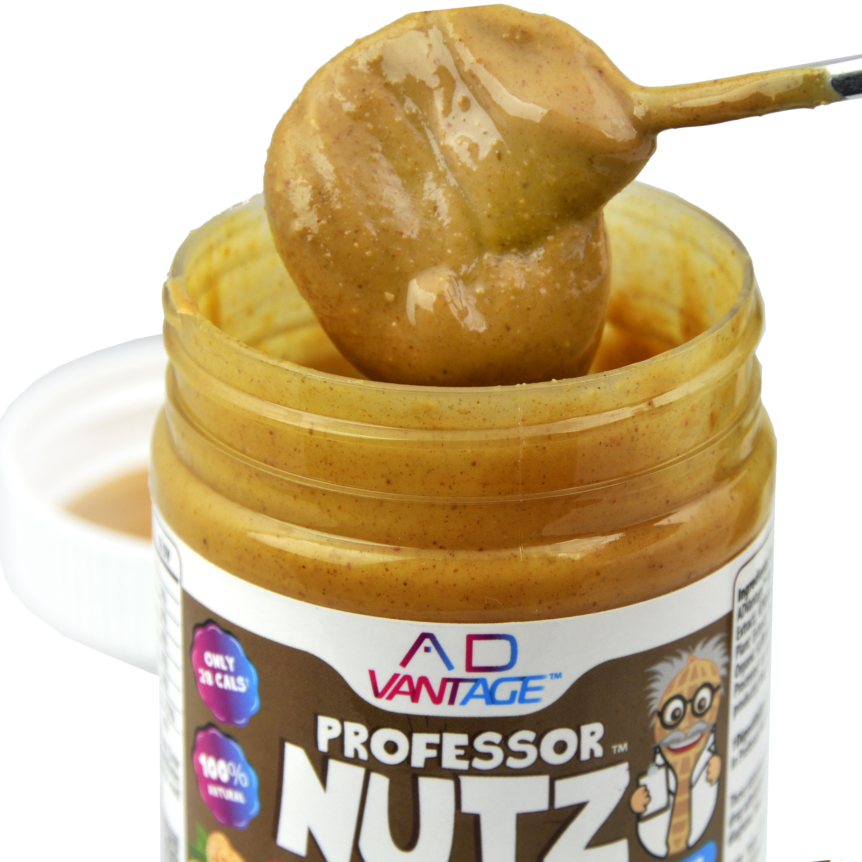 AD Vantage™ Professor Nutz™ Peanut Butter review