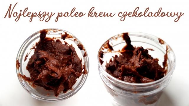 Najlepszy krem czekoladowy bez cukru – tylko 147kcal – sprawdź czy zgadniesz z czego jest zrobiony :)