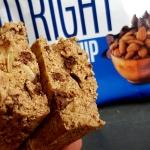Fit Recenzje: Outright Chocolate Chip Almond Butter – 6-cio składnikowy baton białkowy