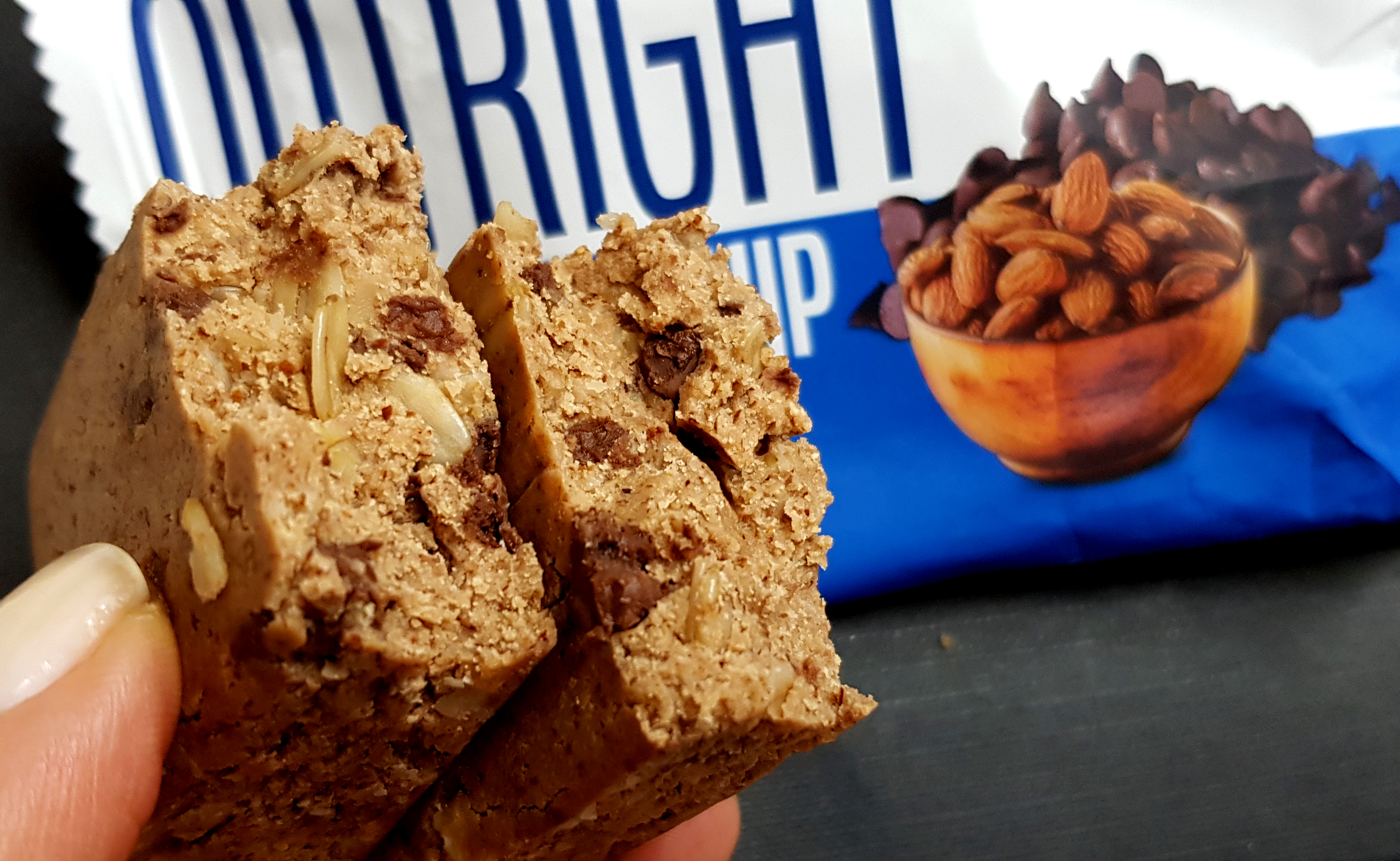 Outright Chocolate Chip Almond Butter review