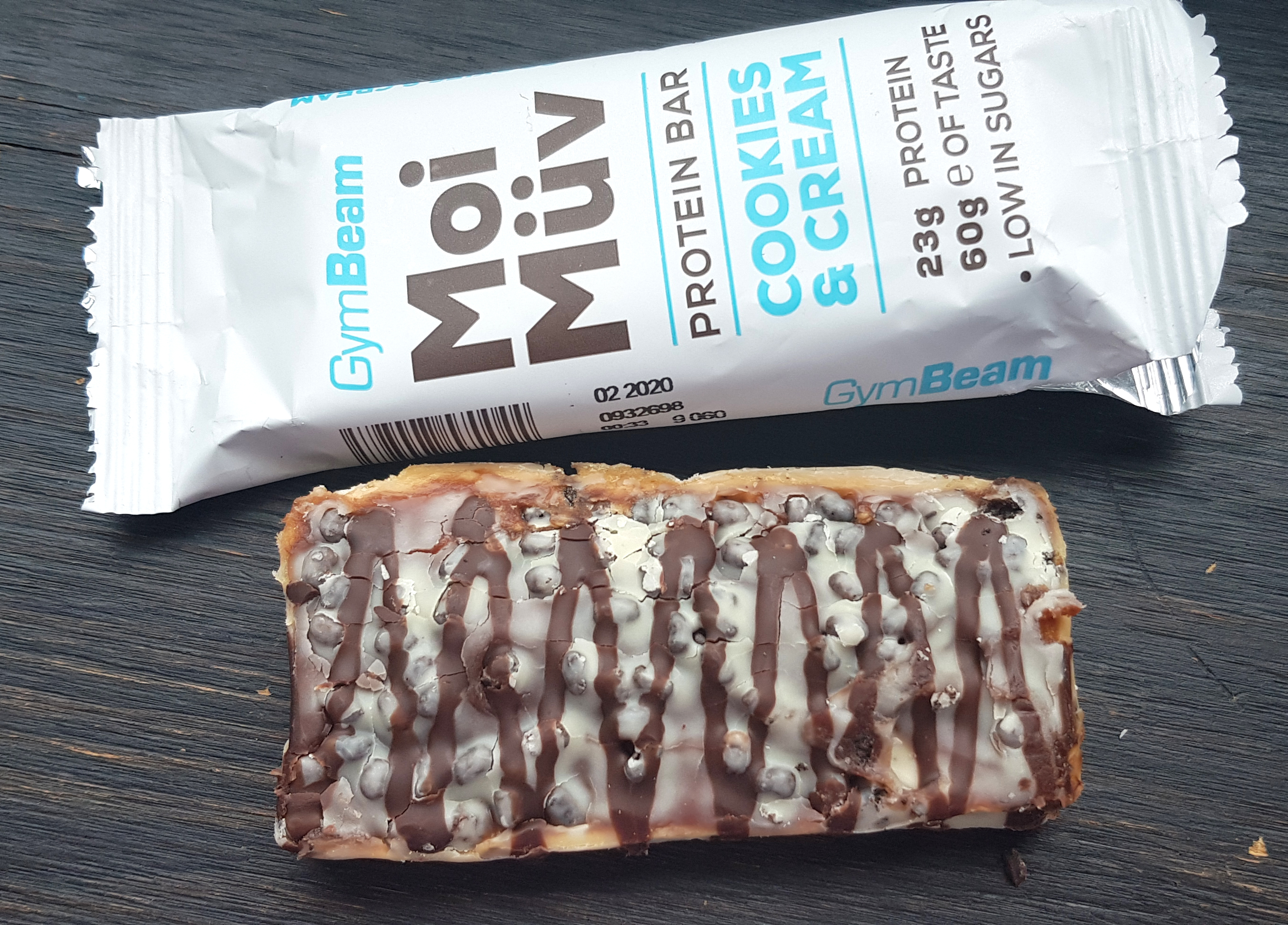 Moi Müv Cookies & Cream review