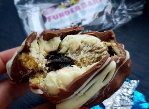 Fit Recenzje: Swolesome Foods Funder Bar Cookies & Dreamy – najlepszy baton Cookies & Cream ever