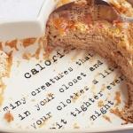 Pieczony omlet proteinowy z PB2 – trochę ciasto, trochę omlet