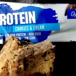 Fit Recenzje: Gym Beam PureBar Cookies & Cream – skąd znam ten smak?