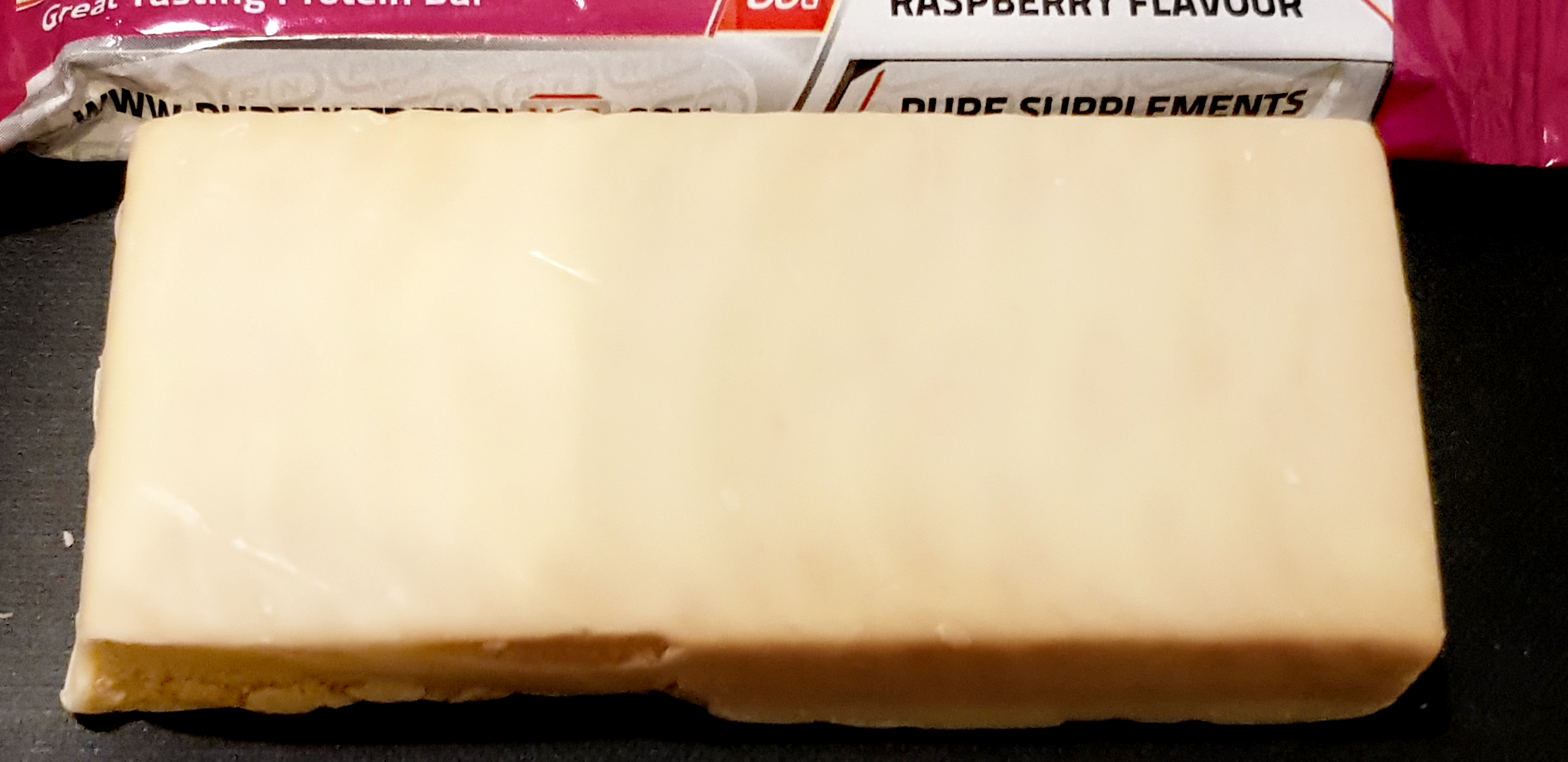 Pure Nutrition USA XL Protein Bar Raspberry review