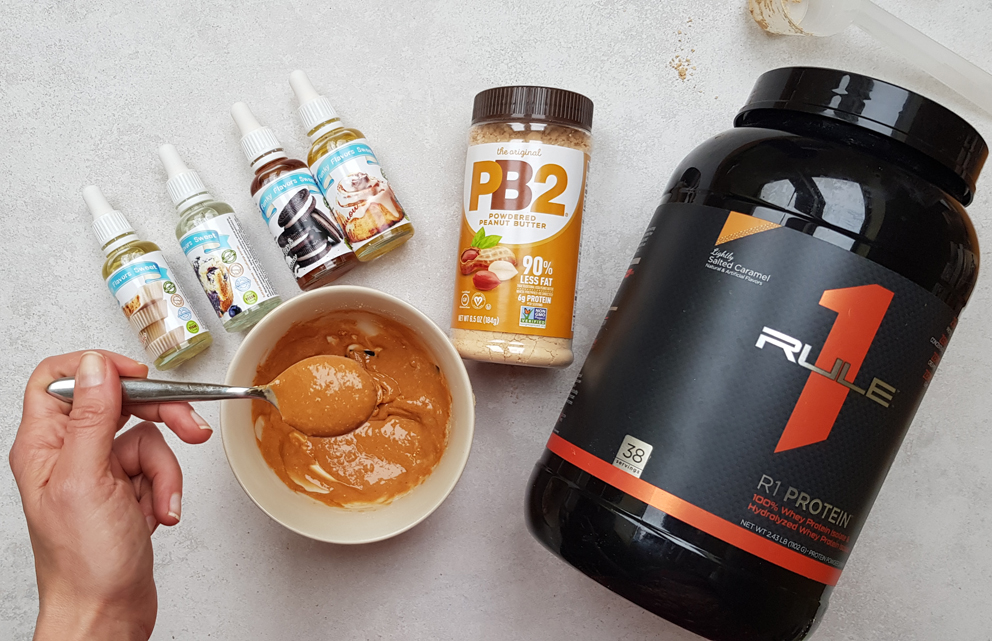 PB2 protein defatted peanut butter