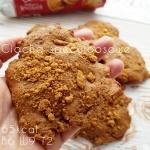 Proteinowe ciasteczka speculoosowe bez cukru