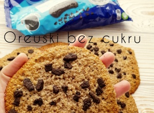 Oreouski – proteinowe ciasteczka z Oreo bez cukru