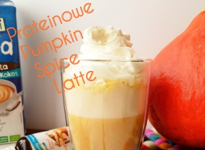 Przepis na proteinowe Pumpkin Spice Latte jak ze Starbucksa – 24g białka & 207kcal