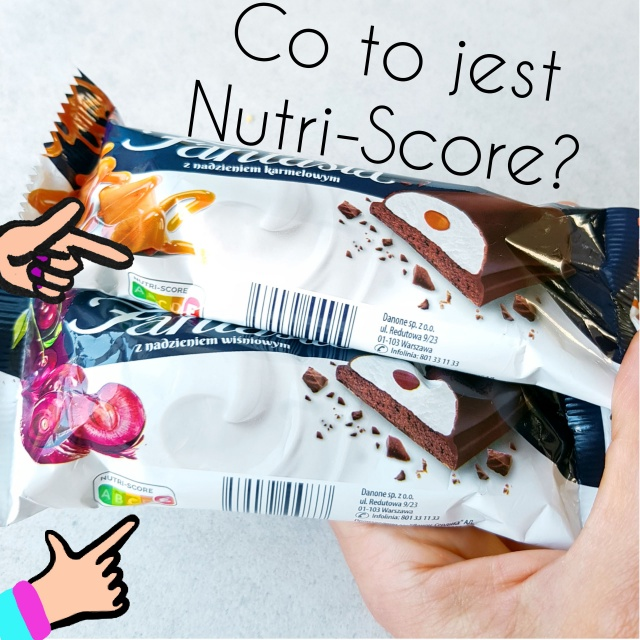 Nutriscore – co oznaczają kolorowe literki na produktach?