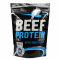 Beef protein powders