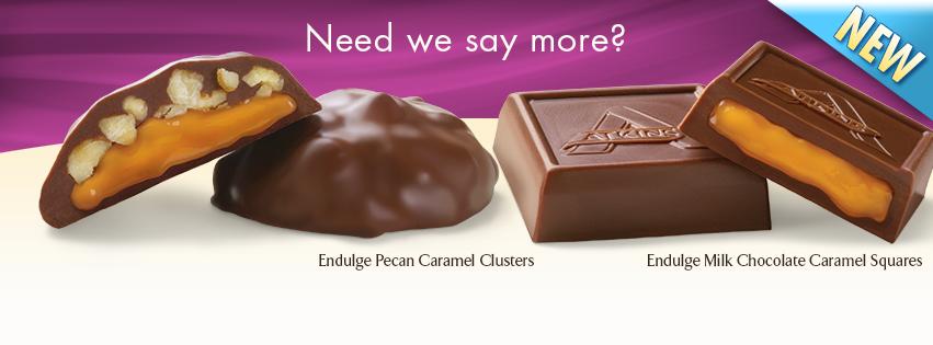Atkins czekoladki bez cukru