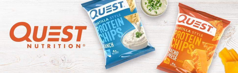 Quest tortilla chips
