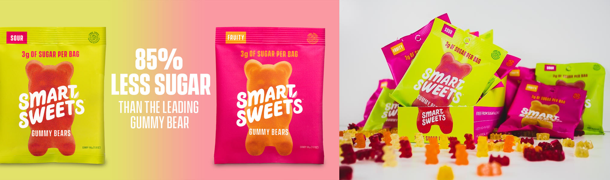Smart Sweets Banner